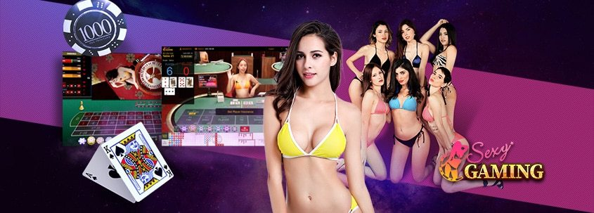 เว็บพนันบาคาร่า Sexy Gaming เว็บบาคาร่าอันดับ 1 ของนักพนัน